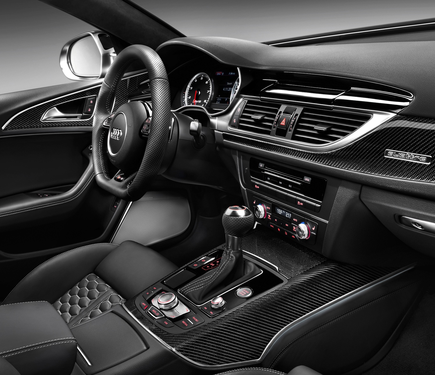 Audi goes public with the C7 V8 RS6 Avant | RS246 com