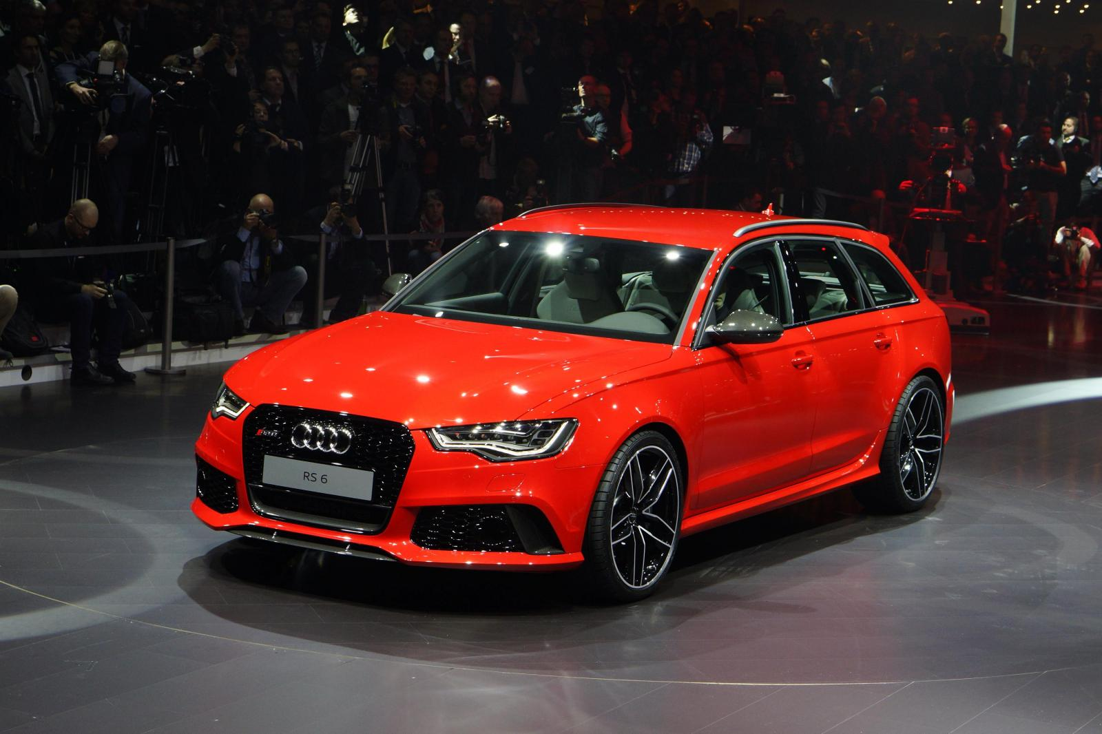 2014 Audi Rs6 Avant At Geneva Gallery Rs246 Com