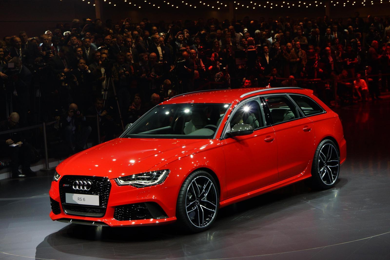 2014 Audi Rs6 Avant At Geneva Gallery Rs246 Com