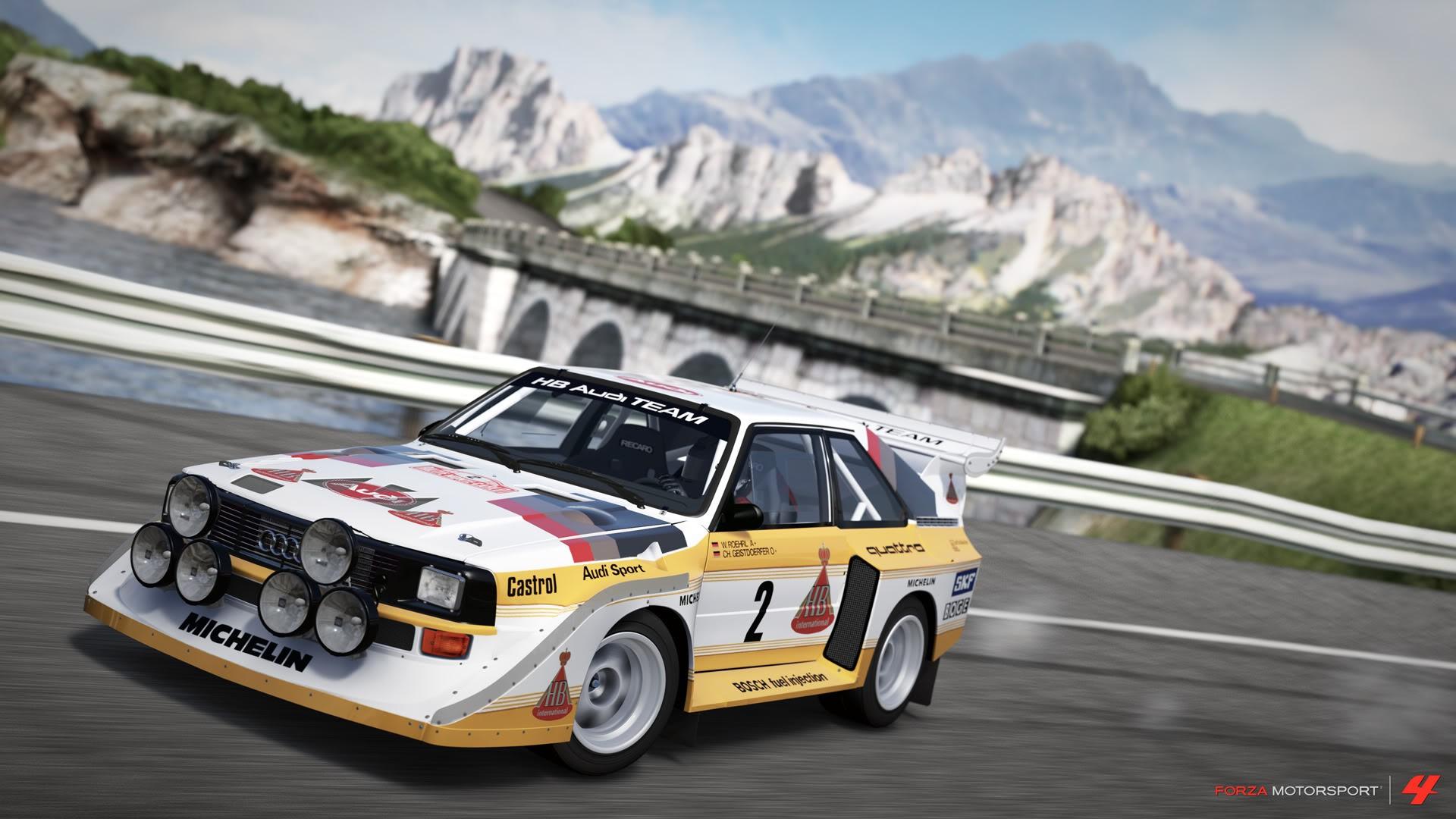Forza Motorsport 4 Audi S1 Rs246 Com