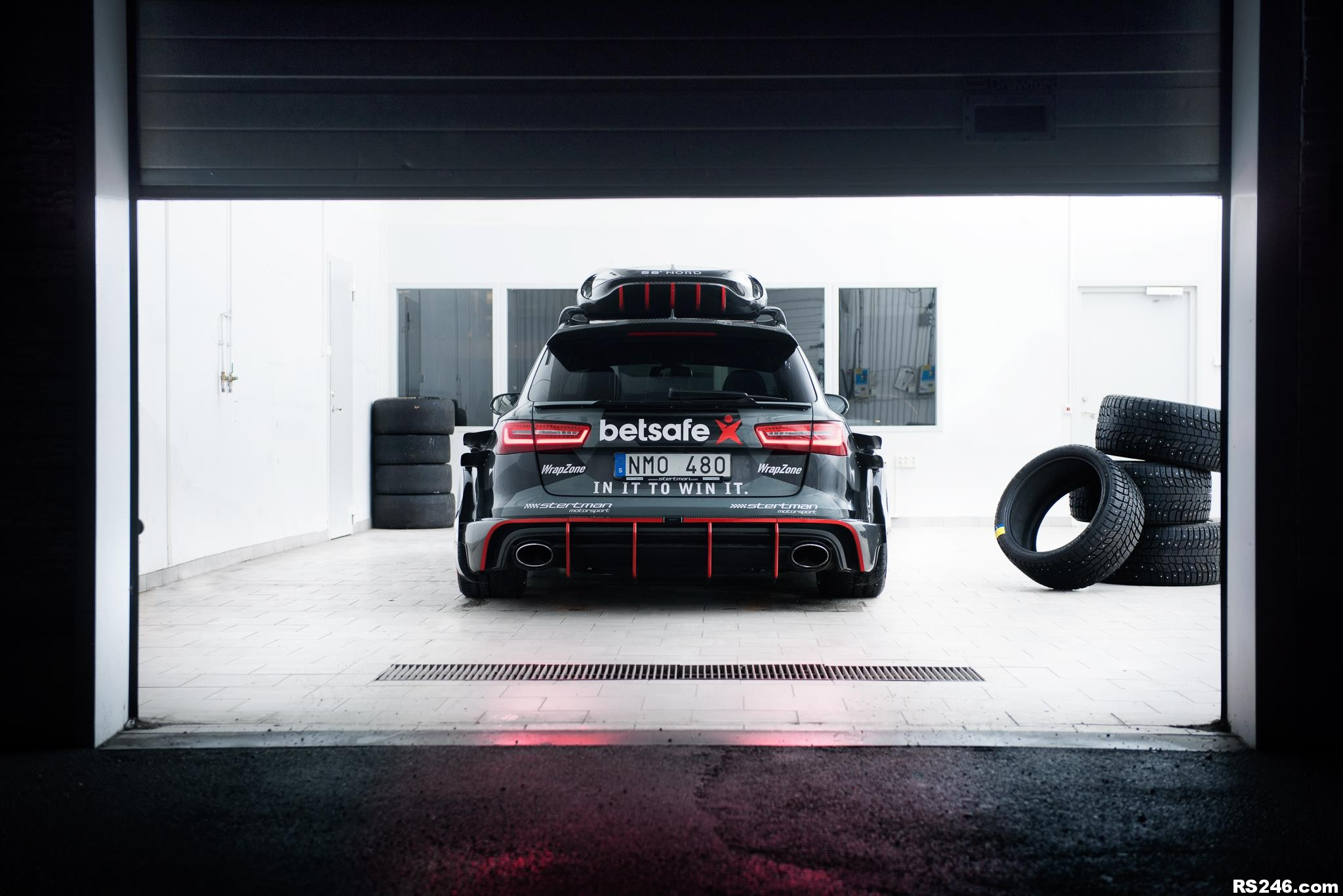 Audi Rs6 Dtm By Jon Olsson Rs246 Com