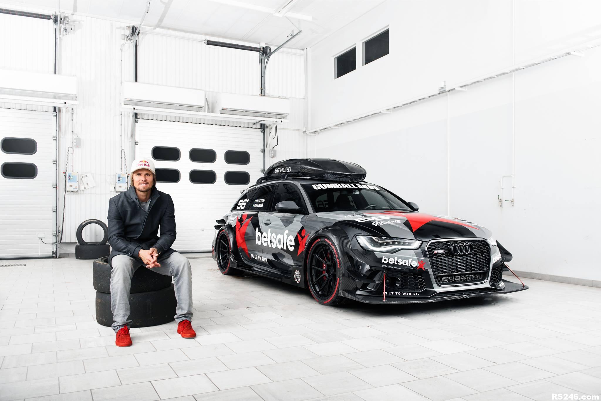 Audi Rs6 Dtm By Jon Olsson Rs246 Com