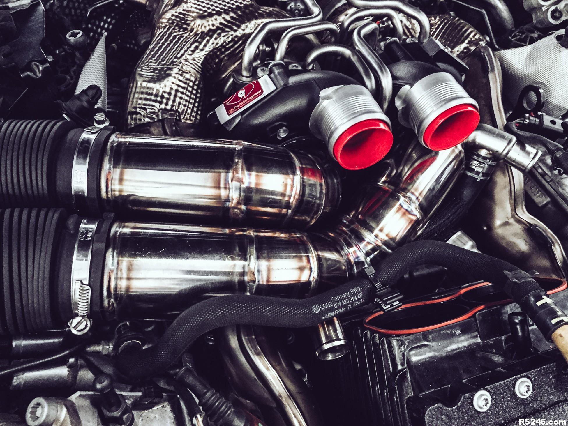 Audi RS6 DTM by Jon Olsson
