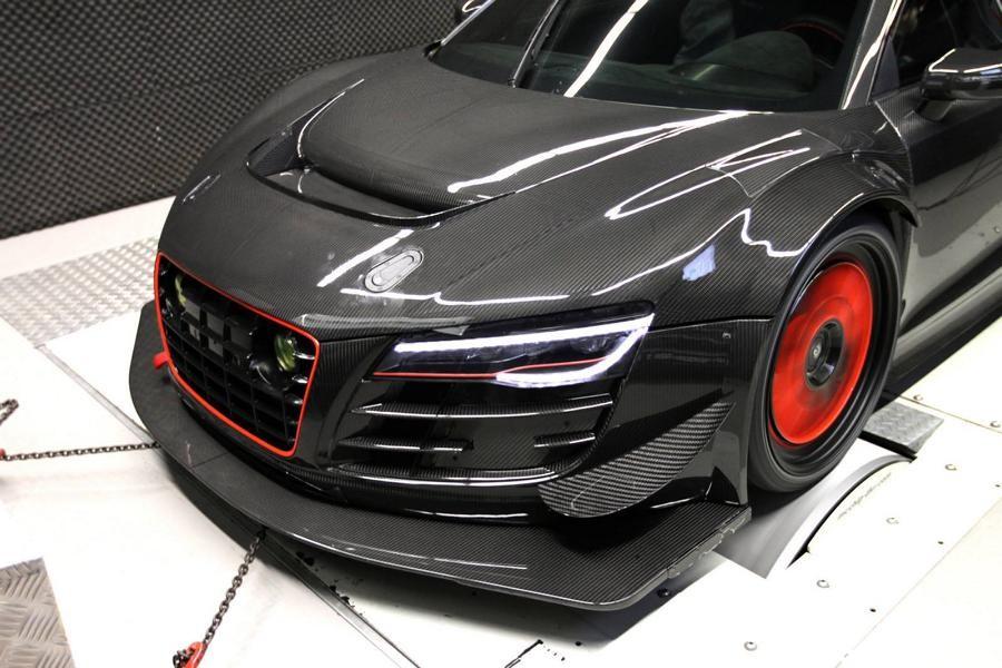 Audi R8 V10 Full Carbon Body | RS246.com