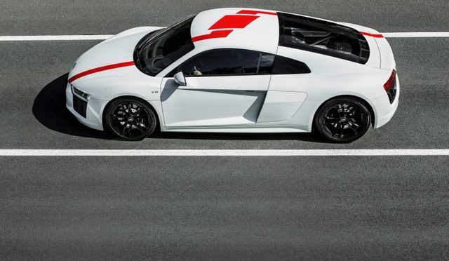The Audi Supercar in its Purest Form: The New R8 V10 RWS
