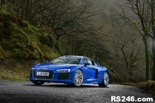 Limited Production Of 999 Rear Wheel Drive Audi R8 V10 Coupé And