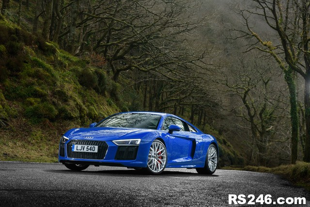 Limited Production of 999 Rear Wheel Drive Audi R8 V10 Coupé and Spyder Variants